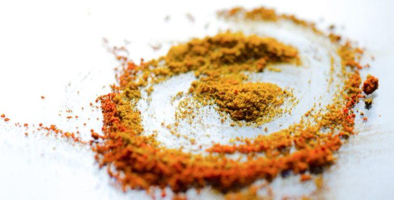 Recette de pâte au curry