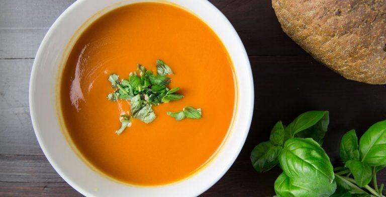 Recette de soupe carotte-coco