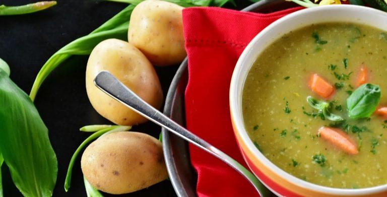 Recette de soupe à la courgette