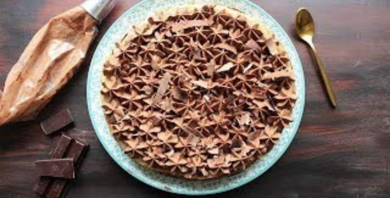 recette de crêpes au chocolat par christelle