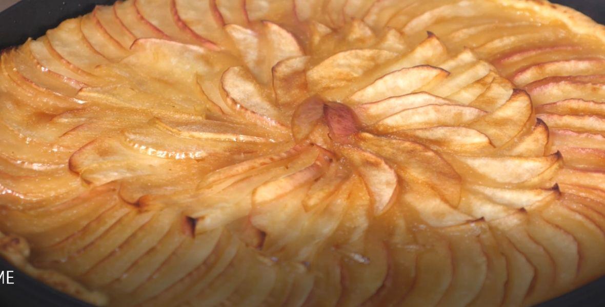 Recette de tarte aux pommes, par Papa en cuisine