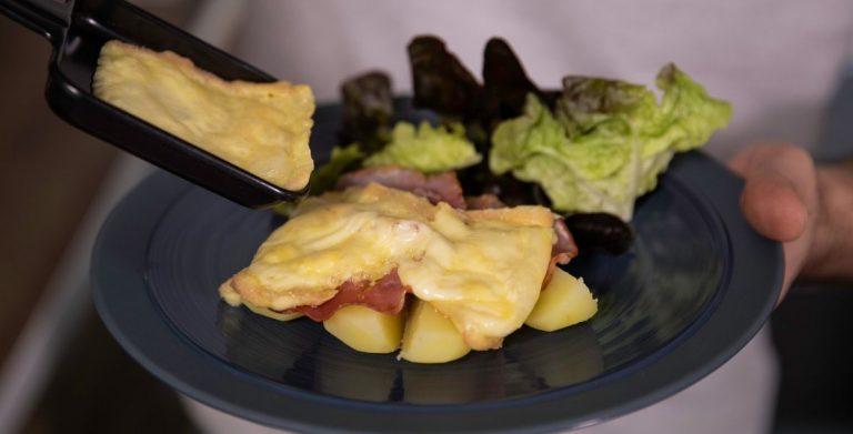 Recette de raclette, par Papa en cuisine