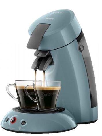 La machine à café à dosettes