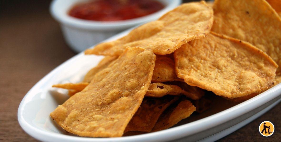 Recette de chips de légumes