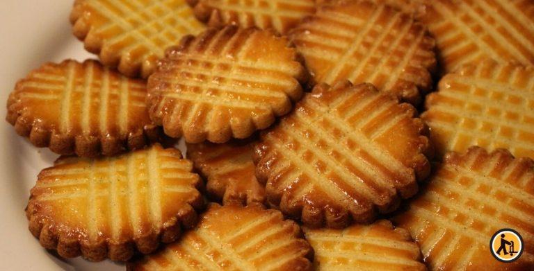 Recette de galettes bretonnes, par JustInCooking