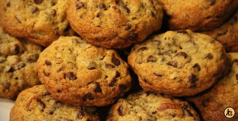 Recette de cookies américains, par JustInCooking