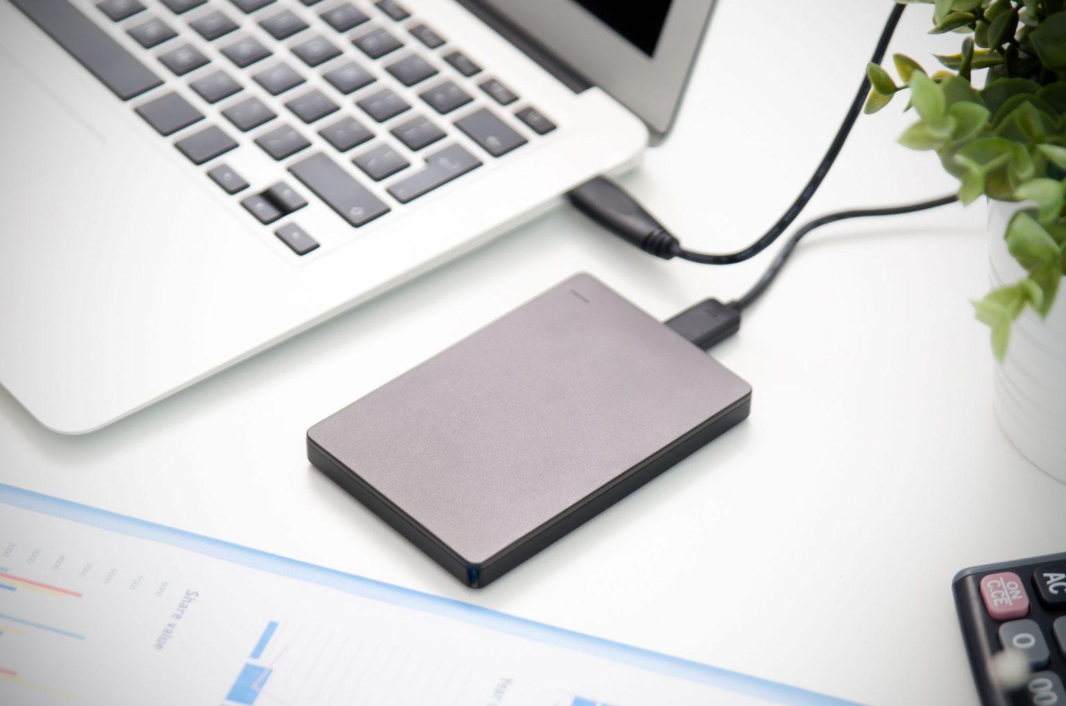 Bien choisir un disque dur externe
